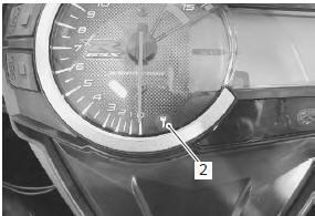 Suzuki GSX-R 1000 Service Manual: Immobilizer description