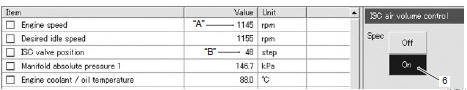 Suzuki GSX-R 1000 Service Manual: Throttle valve